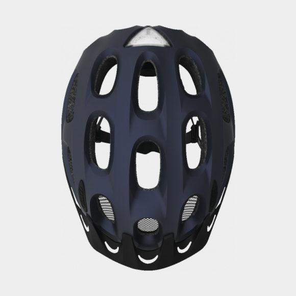 Cykelhjälm ABUS Youn-I ACE Metallic Blue, Medium (52 - 57 cm)