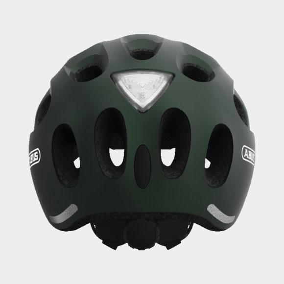 Cykelhjälm ABUS Youn-I ACE Metallic Green, Large (56 - 61 cm)