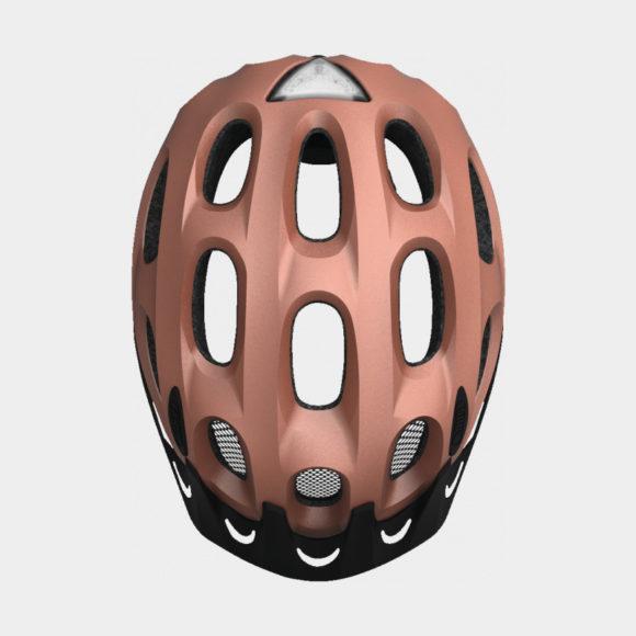 Cykelhjälm ABUS Youn-I ACE Rosé Gold, Medium (52 - 57 cm)