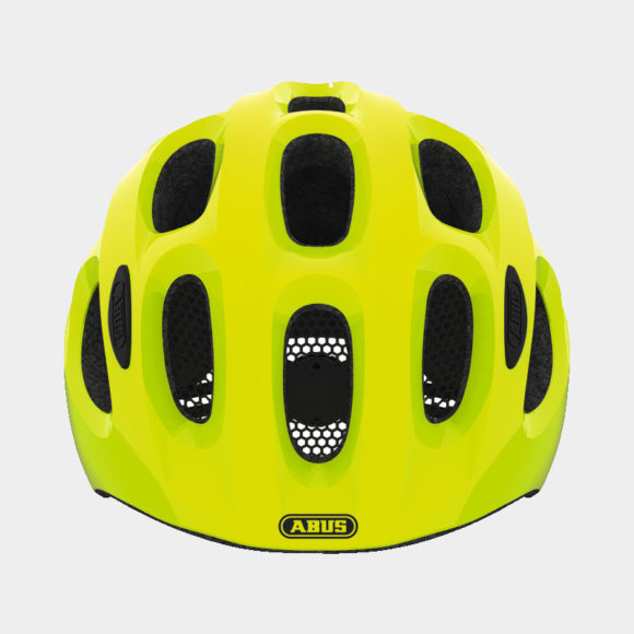 Cykelhjälm ABUS Youn-I Neon Yellow, Small (48 - 54 cm)
