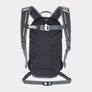 Cykelryggsäck för barn EVOC Joyride Dusty Pink/Carbon Grey, förberedd för vätskebehållare, 4 liter