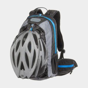 Cykelryggsäck M-Wave Rough Ride Back, förberedd för vätskebehållare, 10 liter, svart