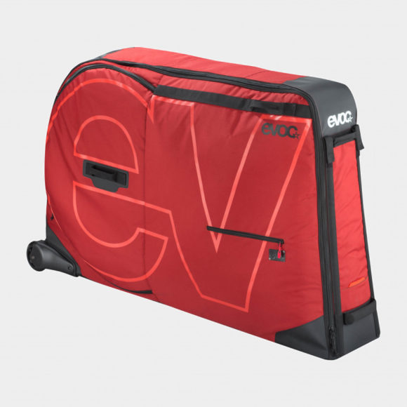 Cykeltransportväska EVOC Bike Travel Bag Chili Red