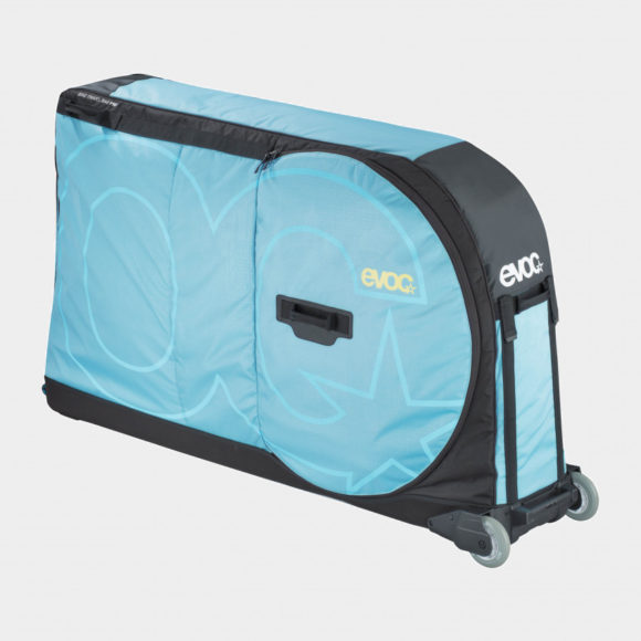 Cykeltransportväska EVOC Bike Travel Bag Pro Aqua Blue