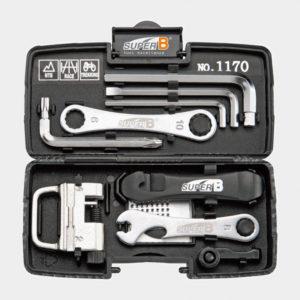 Cykelverktygspaket Super B TB-1170, 24 delar