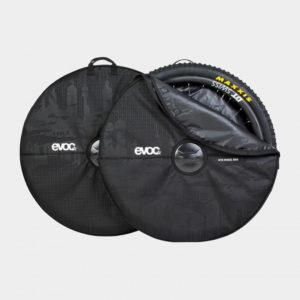 """Hjulväska EVOC MTB Wheel Bag Set, för 2 hjul, upp till 29"""""""