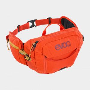 Midjeväska EVOC Hip Pack Orange, 3 liter + vätskebehållare (1.5 liter)