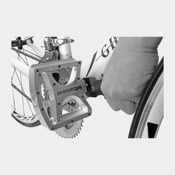 Multiverktyg Super B TB-FD55, 16 delar