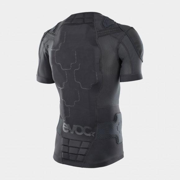 Överkroppsskydd EVOC Protector Jacket Pro Black, Small