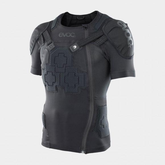 Överkroppsskydd EVOC Protector Jacket Pro Black, X-Large