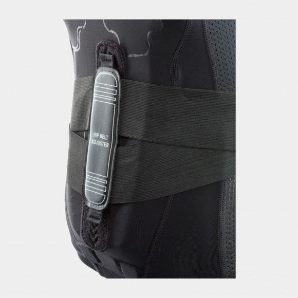 Ryggskydd EVOC Protector Vest Lite Women Black, Medium