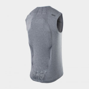 Ryggskydd EVOC Protector Vest Men Carbon Grey, Large