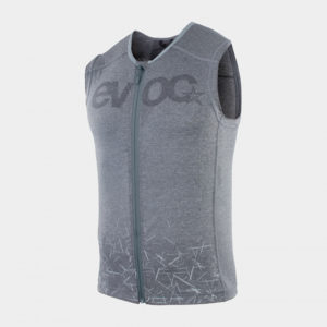 Ryggskydd EVOC Protector Vest Men Carbon Grey, X-Large