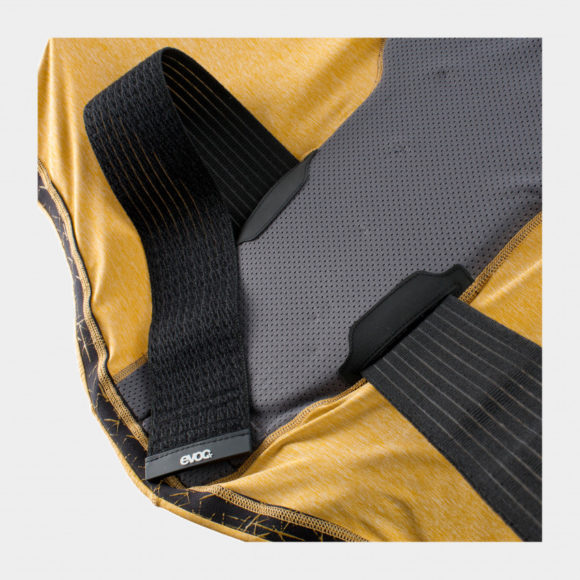 Ryggskydd EVOC Protector Vest Men Loam, Small