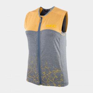 Ryggskydd EVOC Protector Vest Women Loam, Large
