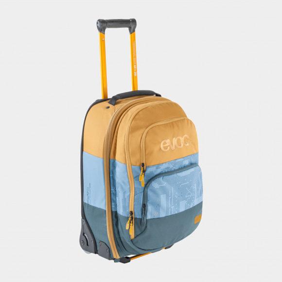 Rullväska EVOC Terminal Bag Multi Colour, 40 liter + ryggsäck, 20 liter