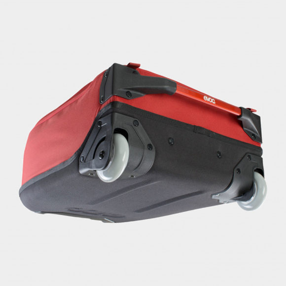 Rullväska EVOC Terminal Roller Chili Red, 40 liter