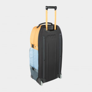 Rullväska EVOC World Traveller Multi Colour, 125 liter