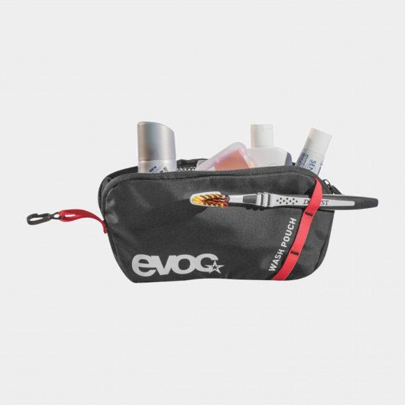 Cykelryggsäck EVOC Explorer Pro, förberedd för vätskebehållare, 26 liter, svart