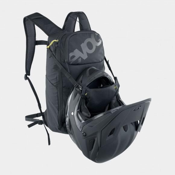 Cykelryggsäck EVOC Ride, 8 liter + vätskebehållare (2 liter)