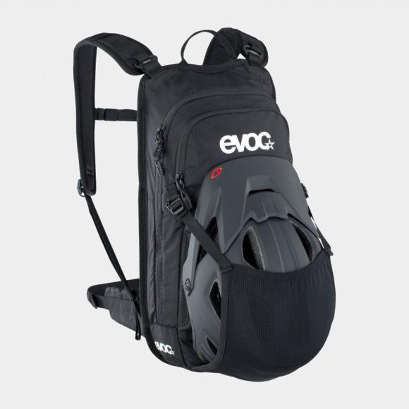 Cykelryggsäck EVOC Stage, 6 liter + vätskebehållare (2 liter)