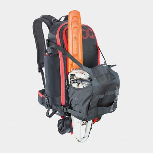 Cykelryggsäck EVOC Trail Builder, 30 liter