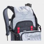 Cykelryggsäck med ryggskydd EVOC FR Enduro Blackline, förberedd för vätskebehållare, 16 liter, Medium/Large