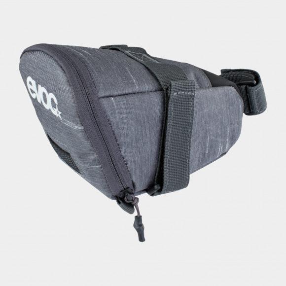 Sadelväska EVOC Seat Bag Tour Carbon Grey, Large (1 liter)