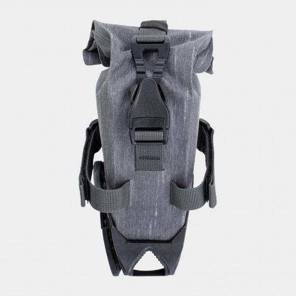 Sadelväska EVOC Seat Pack BOA Carbon Grey, Small (1 liter)