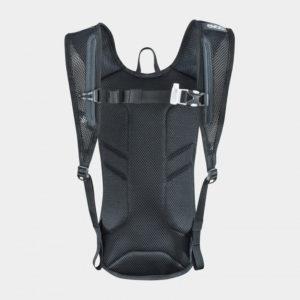 Vätskeryggsäck för cykel EVOC CC 2, svart, 2 liter + vätskebehållare (2 liter)