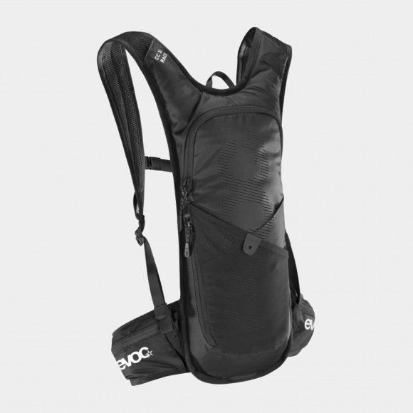 Vätskeryggsäck för cykel EVOC CC 3 Race svart, 3 liter + vätskebehållare (2 liter)