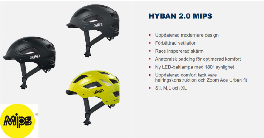 Abus Hyban 2.0 MIPS