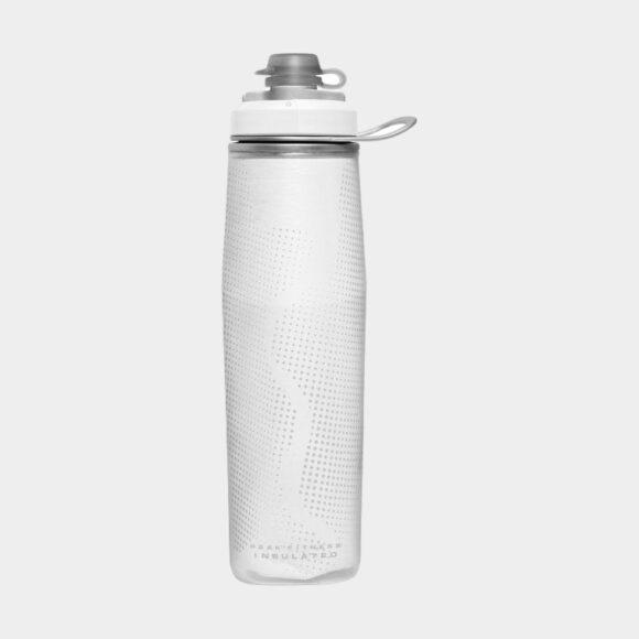 Flaska Camelbak Peak Fitness Chill White/Silver, 0.71 liter