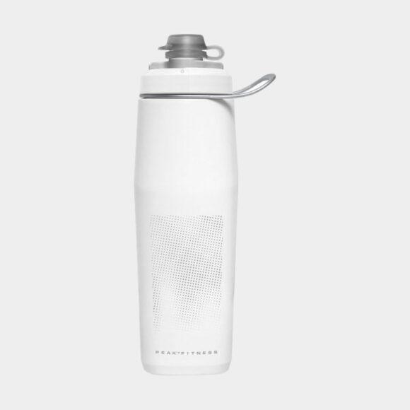 Flaska Camelbak Peak Fitness White/Silver, 0.71 liter