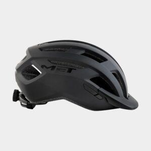 Cykelhjälm MET Allroad Black/Matt, Small (52 - 56 cm)