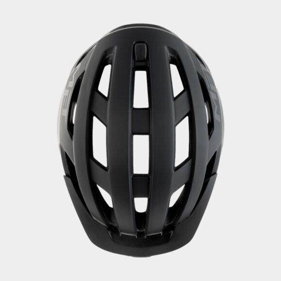 Cykelhjälm MET Allroad Black/Matt, Large (58 - 61 cm)