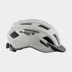 Cykelhjälm MET Allroad Grey/Matt, Small (52 - 56 cm)