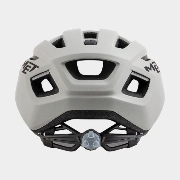 Cykelhjälm MET Allroad Grey/Matt, Large (58 - 61 cm)
