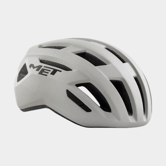 Cykelhjälm MET Allroad Grey/Matt, Medium (56 - 58 cm)
