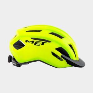 Cykelhjälm MET Allroad Safety Yellow/Matt, Small (52 - 56 cm)