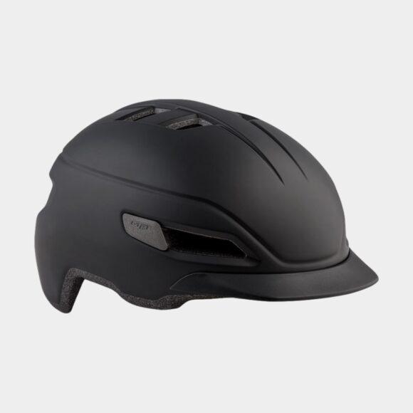Cykelhjälm MET Corso Black/Matt, Medium (56 - 58 cm)