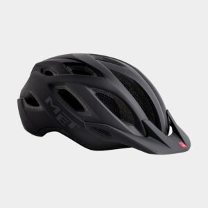 Cykelhjälm MET Crossover Shaded Black/Matt, X-Large (60 - 64 cm)