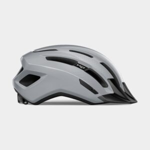 Cykelhjälm MET Downtown Grey/Glossy, Small / Medium (52 - 58 cm)