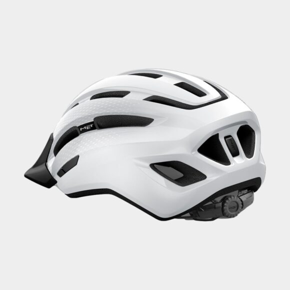 Cykelhjälm MET Downtown MIPS White/Glossy, Small / Medium (52 - 58 cm)