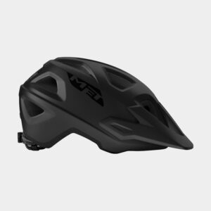 Cykelhjälm MET Echo Black/Matt, Medium / Large (57 - 60 cm)