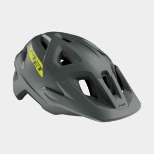 Cykelhjälm MET Echo Grey/Matt, Large / X-Large (60 - 64 cm)