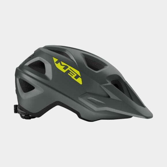 Cykelhjälm MET Echo Grey/Matt, Small / Medium (52 - 57 cm)