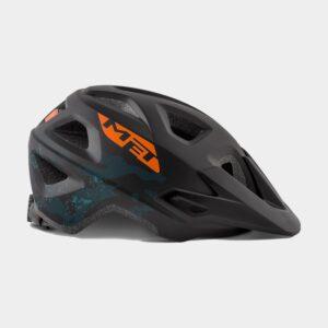Cykelhjälm MET Eldar Black Camo/Matt, Universal (52 - 57 cm)