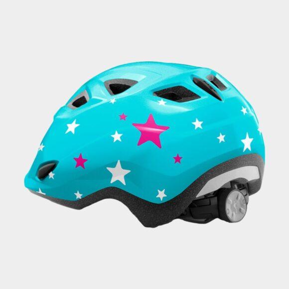 Cykelhjälm MET Elfo Blue Unicorn/Glossy, Universal (46 - 53 cm)