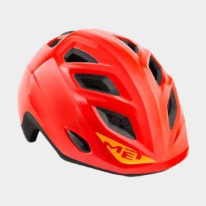 Cykelhjälm MET Genio Red/Glossy, Universal (52 - 57 cm)